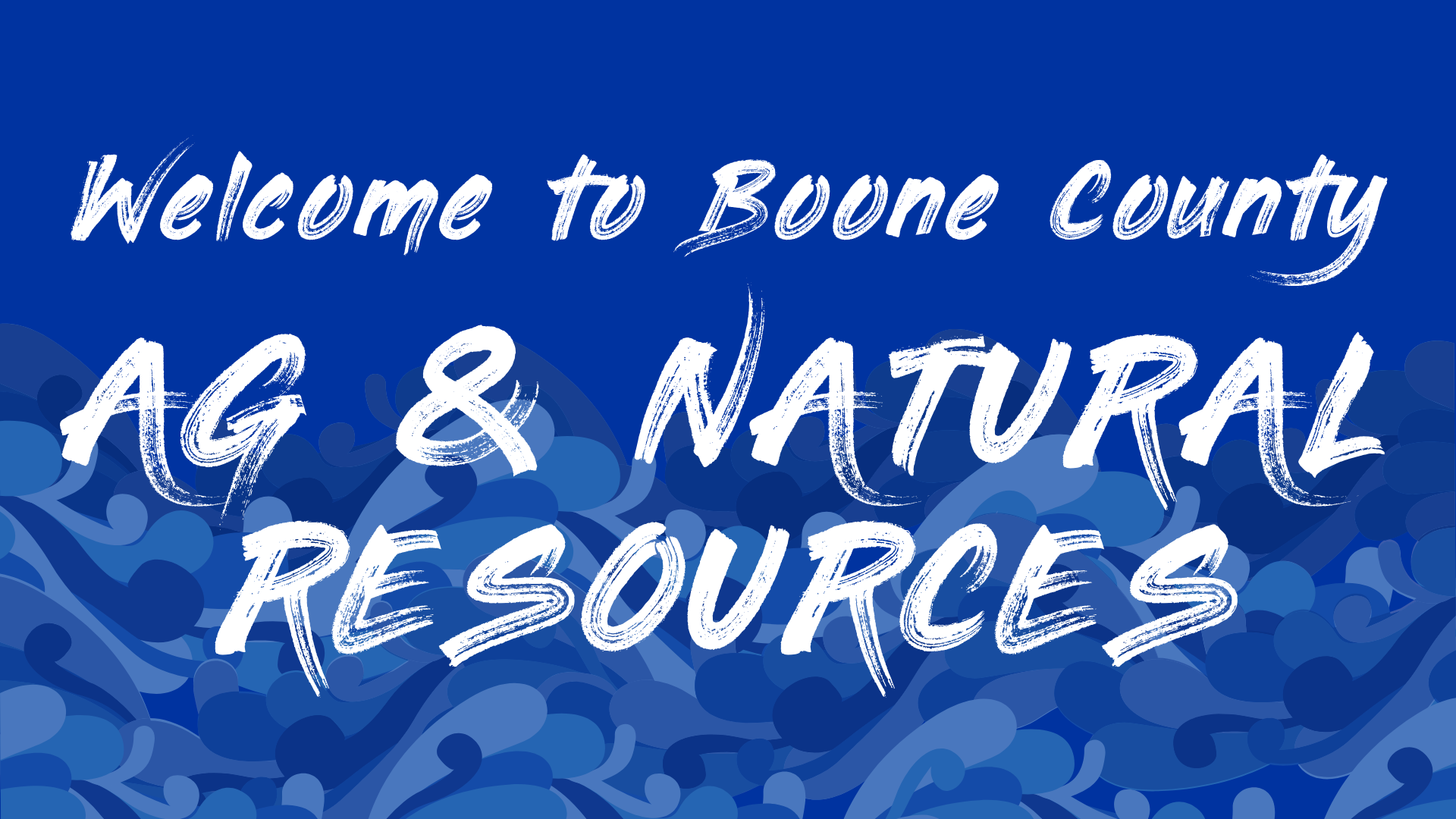 Ag & Natural Resources header